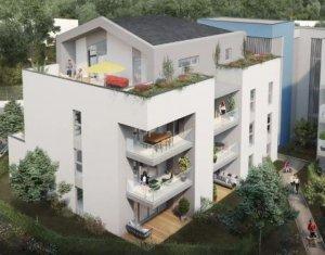 Achat / Vente appartement neuf Parempuyre aux portes de Bordeaux (33290) - Réf. 2368