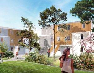 Achat / Vente appartement neuf Parempuyre proche bois d'Arboudeau (33290) - Réf. 2139
