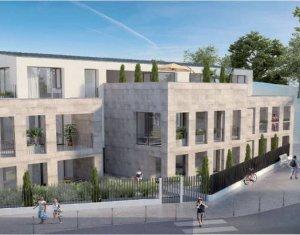 Achat / Vente appartement neuf Pessac à 500 mètres de la gare (33600) - Réf. 3500