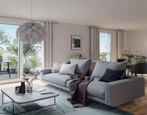 Achat / Vente appartement neuf Pessac au cœur du quartier des Alouettes (33600) - Réf. 3603