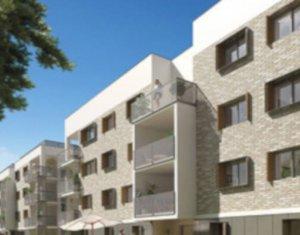 Achat / Vente appartement neuf Pessac proche tramway B (33600) - Réf. 3801