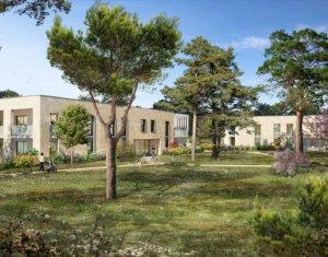 Achat / Vente appartement neuf Pessac quartier Cap de Bos (33600) - Réf. 6098