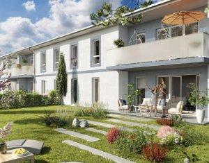 Achat / Vente appartement neuf Saint-Jean-d'Illac à 10min à pied du centre (33127) - Réf. 5813