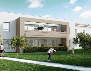 Achat / Vente appartement neuf Saint-Médard-en-Jalles quartier résidentiel (33160) - Réf. 703