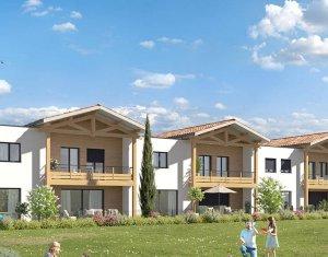 Achat / Vente appartement neuf Saint-Seurin-sur-l 'Isle à proximité du centre-ville (33660) - Réf. 6247