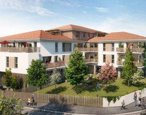 Achat / Vente appartement neuf Saint-Vincent-de-Paul au coeur du village (33440) - Réf. 5693