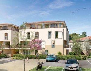 Achat / Vente appartement neuf Taillan-Médoc à deux pas du centre-ville (33320) - Réf. 2290