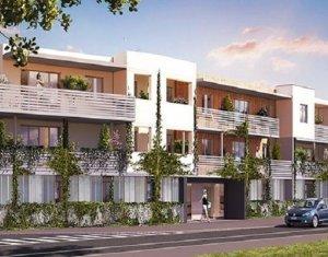 Achat / Vente appartement neuf Talence Croix de Leysotte (33400) - Réf. 854