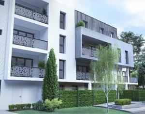 Achat / Vente appartement neuf Villenave-d'Ornon à 500 mètres du tramway (33140) - Réf. 3237