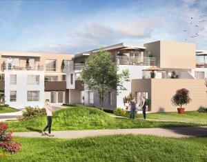 Achat / Vente appartement neuf Villenave d'Ornon proche Hôpital Robert Picqué (33140) - Réf. 354