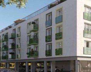 Achat / Vente appartement neuf Villenave-d'Ornon proche lac Versin (33140) - Réf. 2968