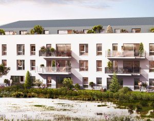 Achat / Vente appartement neuf Villenave-d'Ornon quartier Bocage (33140) - Réf. 1672
