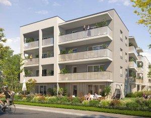 Achat / Vente appartement neuf Villenave-d'Ornon quartier Bocage (33140) - Réf. 2504