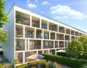 Achat / Vente appartement neuf Villenave-d'Ornon quartier Pont-de-la-Maye (33140) - Réf. 2163