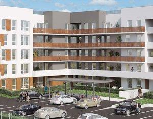 Achat / Vente appartement neuf Villenave d'Ornon terminus tram C (33140) - Réf. 2654