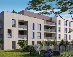 Achat / Vente appartement neuf Villenave d'Ornon à 2 min du tramway (33140) - Réf. 5389