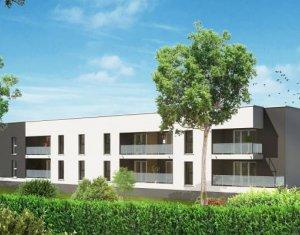 Achat / Vente appartement neuf Villenave-d'Ornon proche lac de Versin (33140) - Réf. 5099