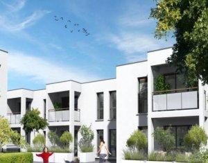Achat / Vente appartement neuf Villenave-d'Ornon quartier du Golf (33140) - Réf. 5659
