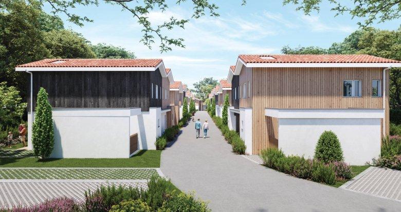 Achat / Vente appartement neuf Andernos-les-Bains à 20min de la plage (33510) - Réf. 6046