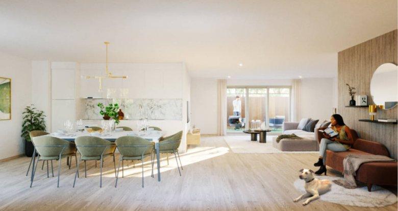 Achat / Vente appartement neuf Arcachon à 150m de la basilique (33120) - Réf. 6119