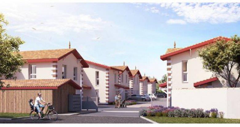 Achat / Vente appartement neuf Arès à moins de 2km de la plage (33740) - Réf. 5130