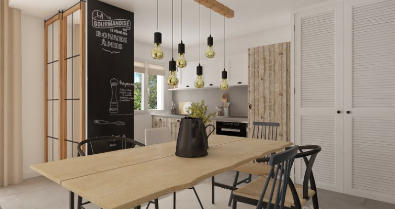 Achat / Vente appartement neuf Arès au cœur du village (33740) - Réf. 5226