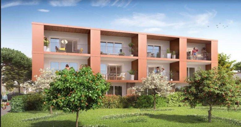 Achat / Vente appartement neuf Bassens le Moura (33530) - Réf. 2982