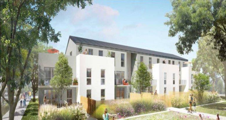 Achat / Vente appartement neuf Bassens quartier de la Pomme d'Or (33530) - Réf. 5206