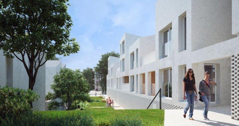 Achat / Vente appartement neuf Bègles hypercentre (33130) - Réf. 395