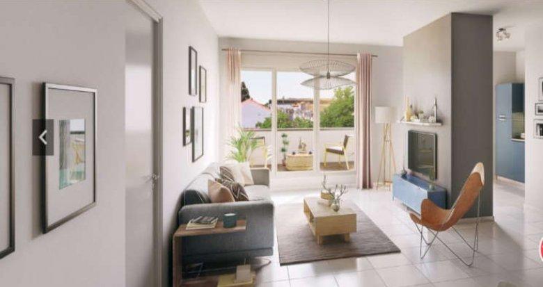 Achat / Vente appartement neuf Bègles proche Hôpital Robert Picqué (33130) - Réf. 3892