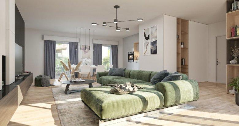 Achat / Vente appartement neuf Belin-Béliet au coeur du Parc des Landes de Gascogne (33830) - Réf. 5181