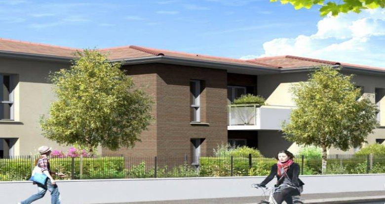 Achat / Vente appartement neuf Biganos a deux pas du centre-ville (33380) - Réf. 4555