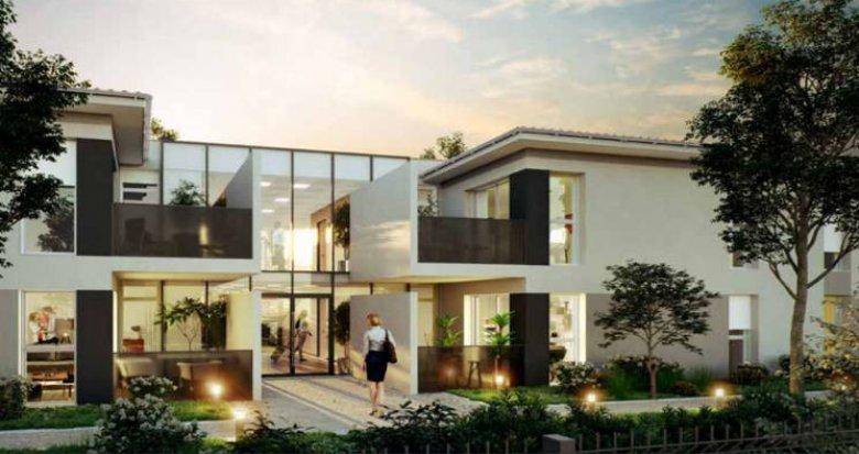 Achat / Vente appartement neuf Blanquefort à 2 kilomètres du centre-ville (33290) - Réf. 4755