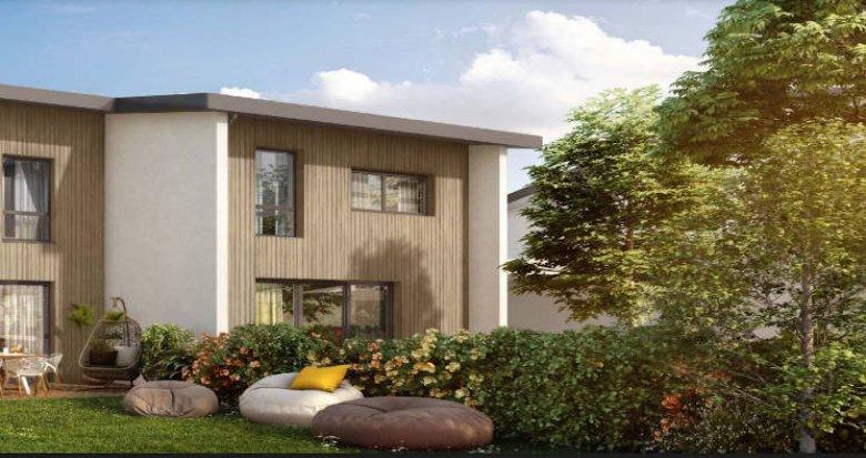 Achat / Vente appartement neuf Blanquefort proche centre-ville (33290) - Réf. 4337