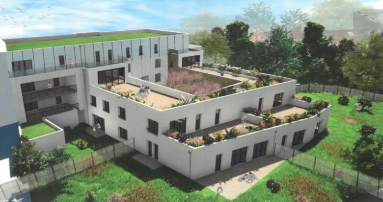 Achat / Vente appartement neuf Bordeaux à 100 mètres de la Barrière Saint Genès (33000) - Réf. 5304