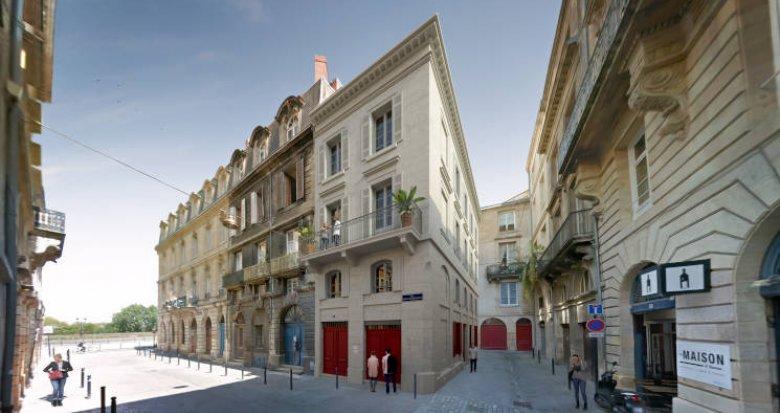 Achat / Vente appartement neuf Bordeaux à 200m de la Porte Cailhau (33000) - Réf. 5740