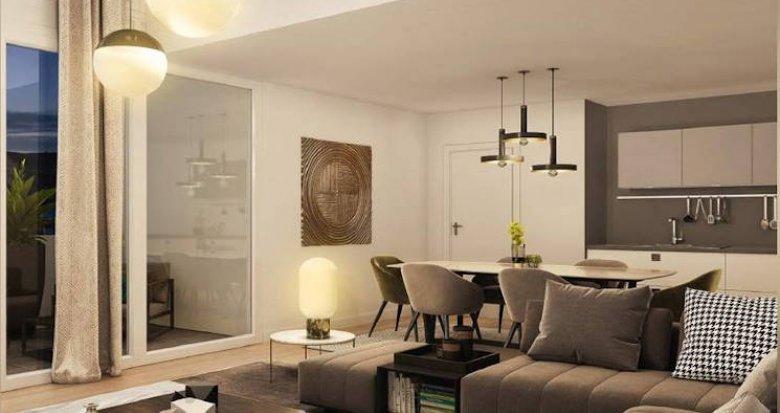 Achat / Vente appartement neuf Bordeaux à 5 minutes à pied de la Gare (33000) - Réf. 4400