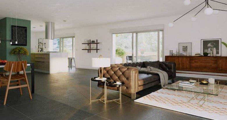 Achat / Vente appartement neuf Bordeaux à deux pas des transports (33000) - Réf. 4822