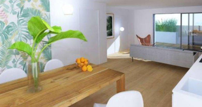 Achat / Vente appartement neuf Bordeaux à quelques pas du tramway (33000) - Réf. 4336