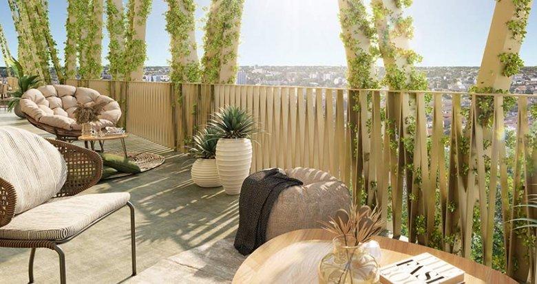 Achat / Vente appartement neuf Bordeaux au cœur du Quartier Armagnac (33000) - Réf. 6053