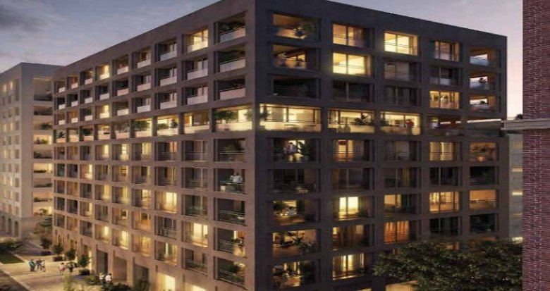 Achat / Vente appartement neuf Bordeaux au cœur du quartier Armagnac (33000) - Réf. 4613