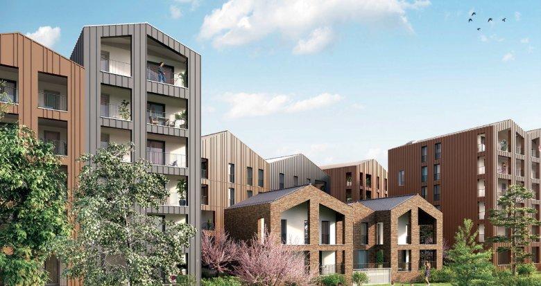 Achat / Vente appartement neuf Bordeaux au cœur du quartier Bassins à flot (33000) - Réf. 6216