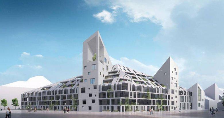 Achat / Vente appartement neuf Bordeaux au cœur du quartier Bastide Niel (33000) - Réf. 4563