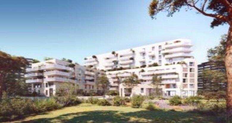 Achat / Vente appartement neuf Bordeaux au coeur du quartier Belvédère (33000) - Réf. 5095