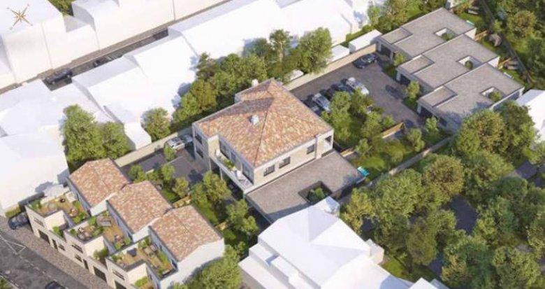 Achat / Vente appartement neuf Bordeaux  au cœur quartier Croix Blanche (33000) - Réf. 4549