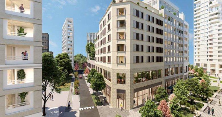 Achat / Vente appartement neuf Bordeaux au pied du pont Simone Veil (33000) - Réf. 6096