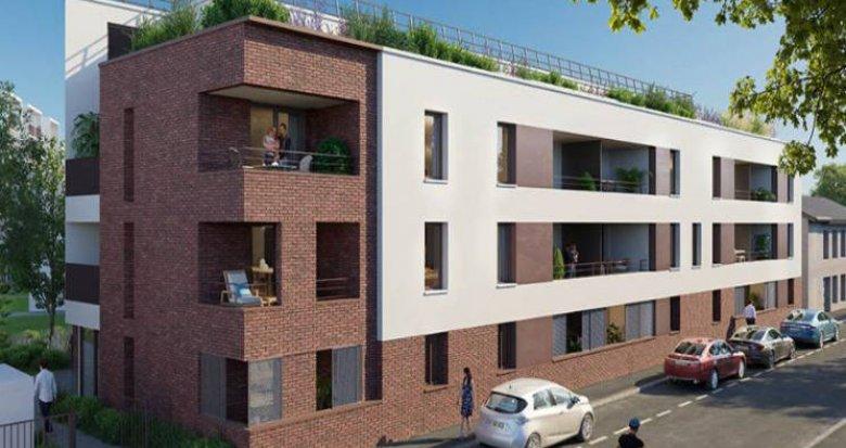 Achat / Vente appartement neuf Bordeaux Bastide à 300m de la station tram Galin (33000) - Réf. 5394