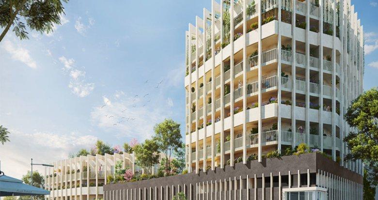 Achat / Vente appartement neuf Bordeaux Bastide secteur Promis (33000) - Réf. 5392