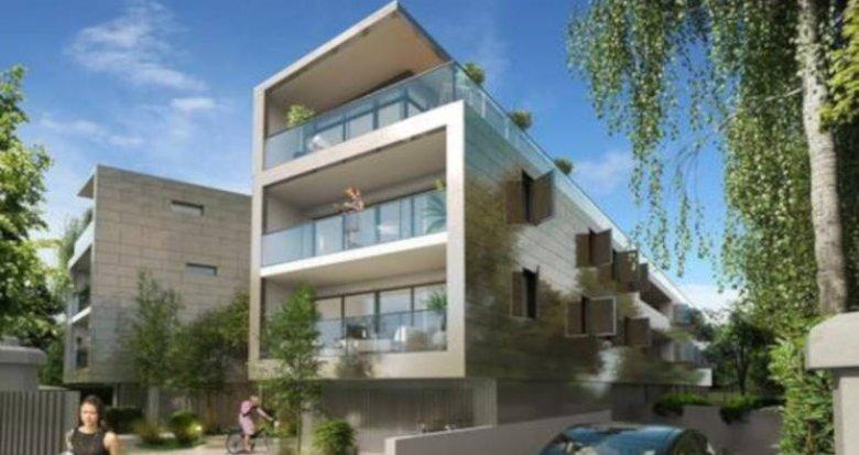 Achat / Vente appartement neuf Bordeaux Caudéran, secteur Stéhélien (33000) - Réf. 3669