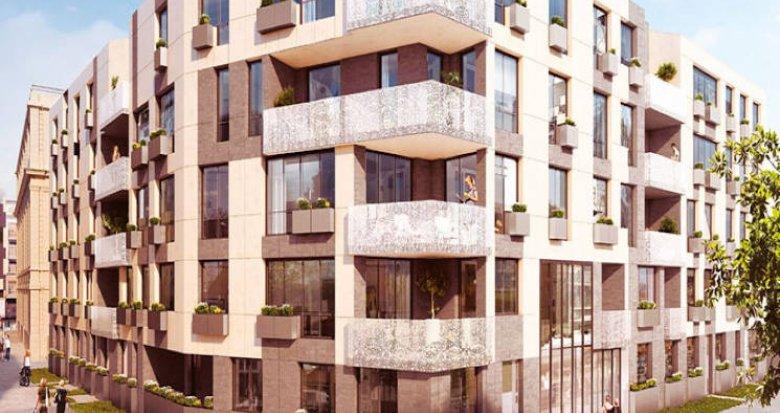 Achat / Vente appartement neuf Bordeaux centre, entre Palais Gallien et Jardin Publique (33000) - Réf. 5294